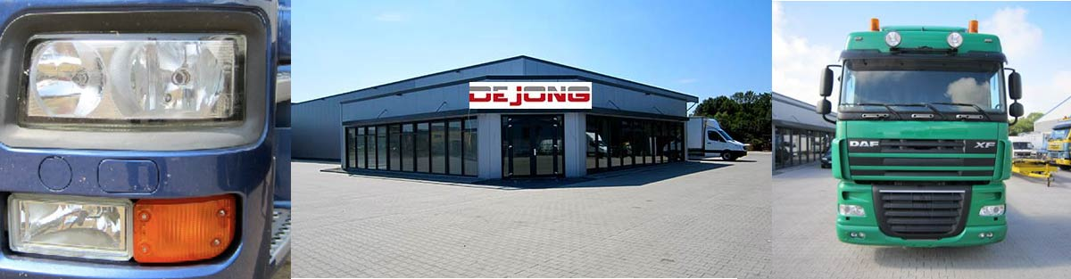 Truck and Part, De Jong, Nortmoor